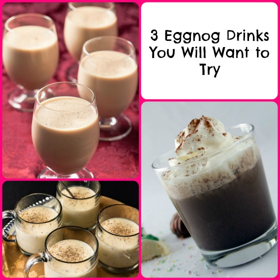 3 Eggnog Drinks You Will Want to Try