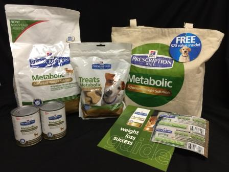Metabolic Canine Kit