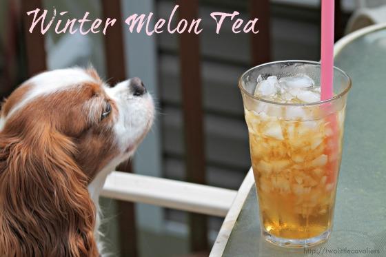 Easy Winter Melon Tea