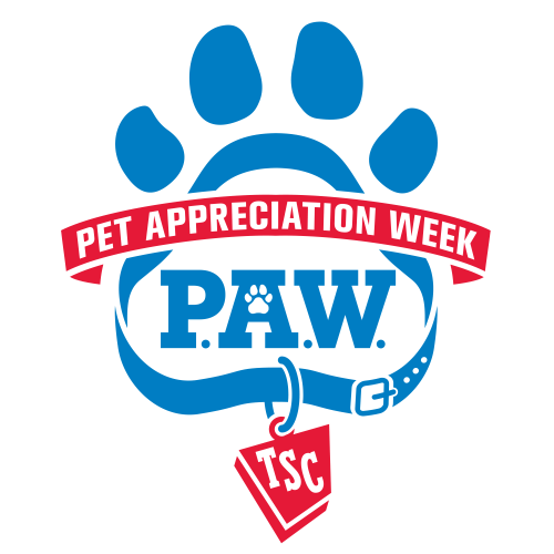 Tractor Supply Pet Appreciation Week Logo