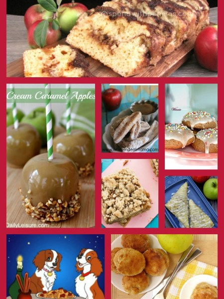 Inspire Us Tuesdays - Apples for Everyone