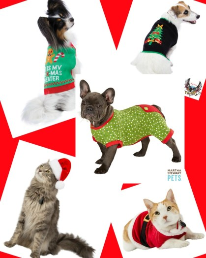 PetSmart Winter Wear for Dogs and Cats