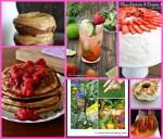 Inspire us Tuesdays - Strawberry Goodness