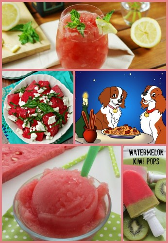 Watermelon Recipes from Sweet to Savory