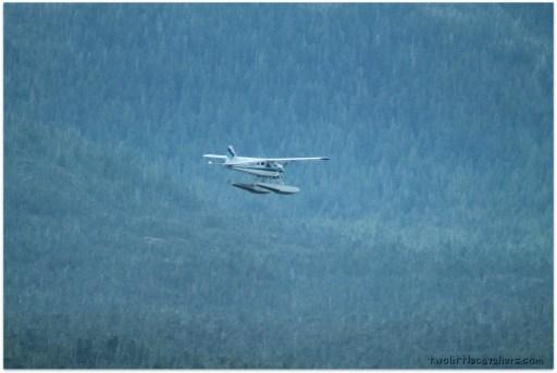 Bush Plane Alaska