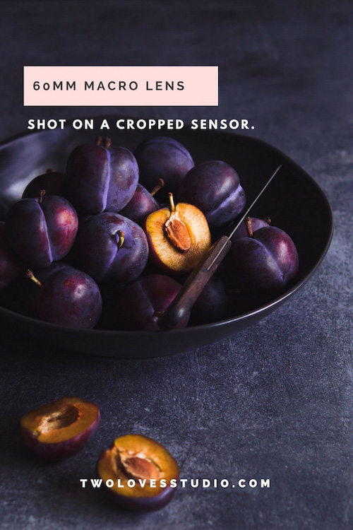 Adding a macro lens for food photography to our kit is really exciting, so which one do you choose? 100mm or 60mm. Click to read before you buy.