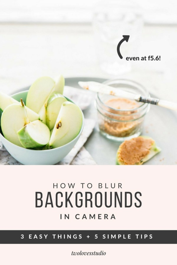 How to blur background in camera. The three things you need. Click to read.