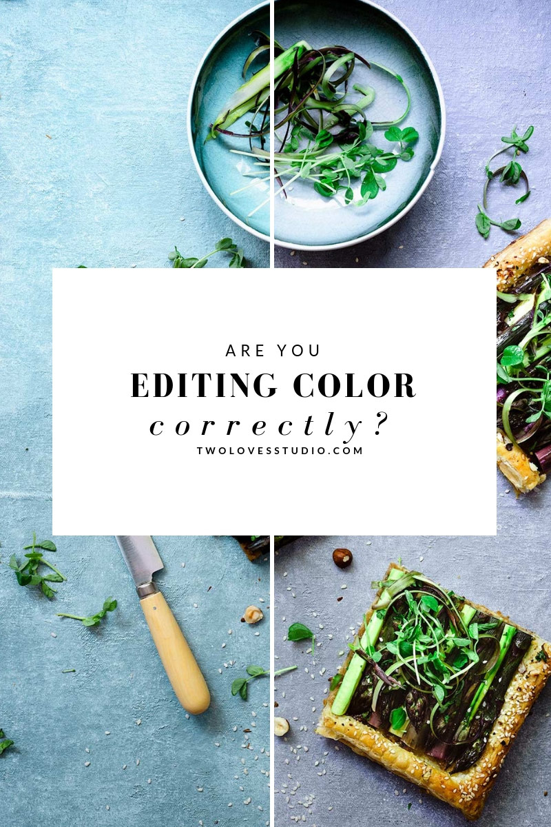There are so many things that can affect color in your images. Ensure you capture accurate color in your food photography - read this article today.