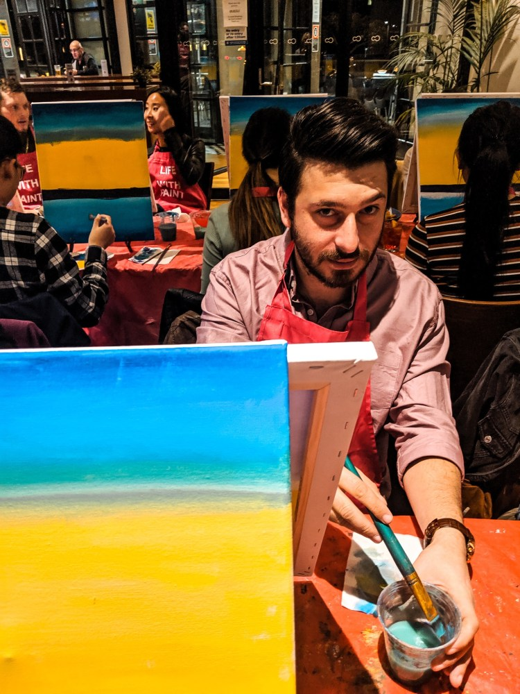 warsztaty malowania