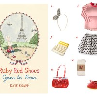 Ruby Red Shoes - steal her style!