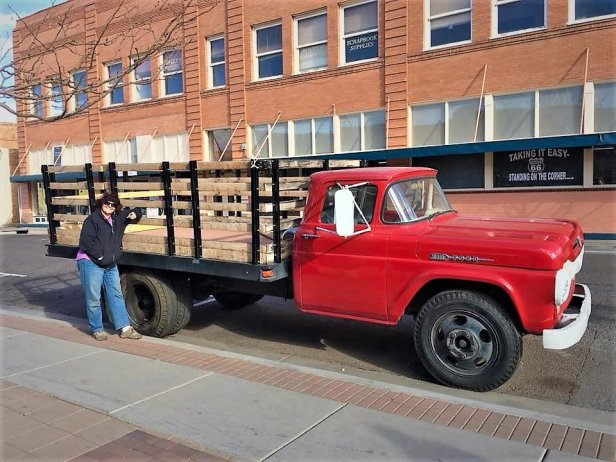 Photo of Debra by Flat Bed Ford