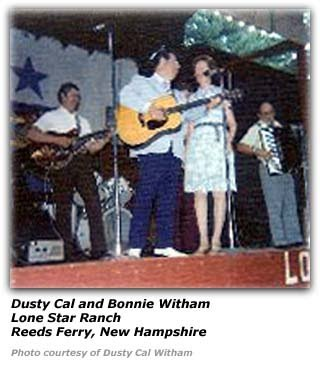 Photo: Dusty Cal and Bonnie Louise at the Lone Star Ranch