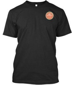 Photo: T-shirt with Two Meander logo