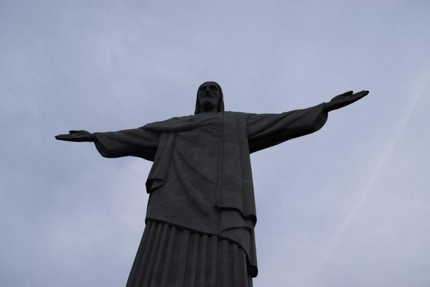 Rio de Janeiro - Christ the redeemer - Brazil