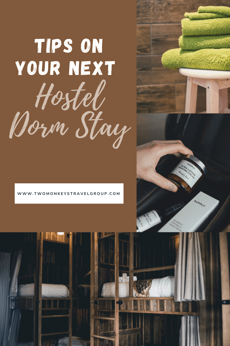 15 Tips on Your Next Hostel Dorm Stay [Tips for First Time Backpackers]