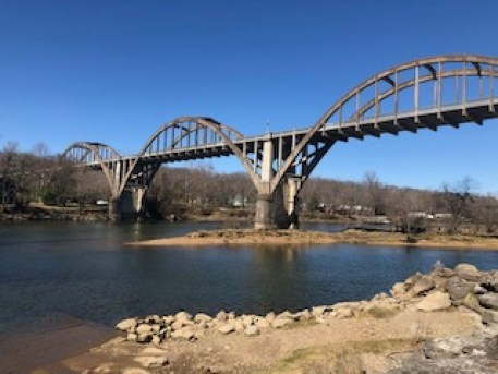 White River Arkansas Bridge