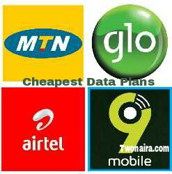 Cheapest data plan in Nigeria