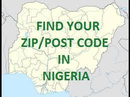 Nigeria zip code search