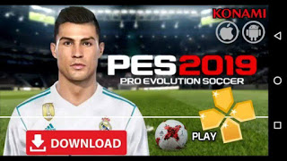 Pes 2019 Ppsspp Iso File Download Pro Evolution Soccer 19 Psp Mod