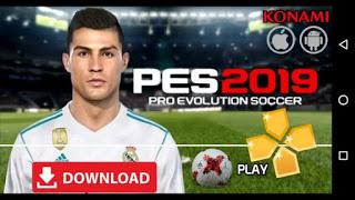 Pes 2019 Ppsspp Iso File Download Pro Evolution Soccer 19 Psp Mod