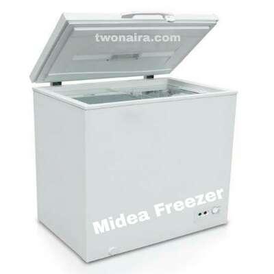 Midea freezer review