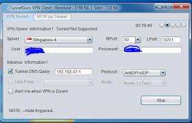 MTN Hammer vpn free browsing cheat settings tunnelguru