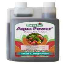 fertilize an organic garden