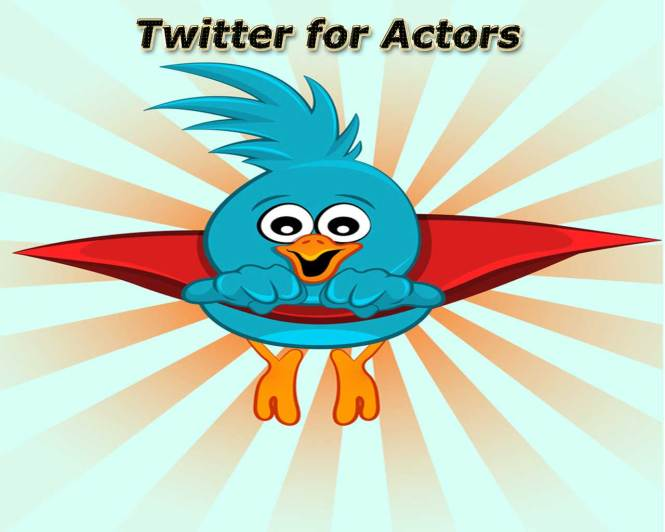 twitter-for-actors