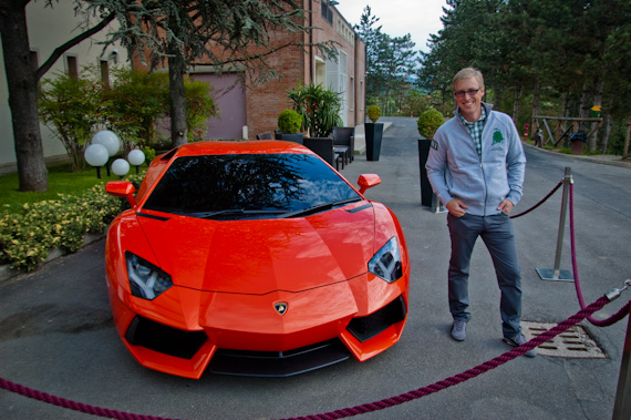 An Italian Fairytale Three Days With Lamborghini Twooregonians