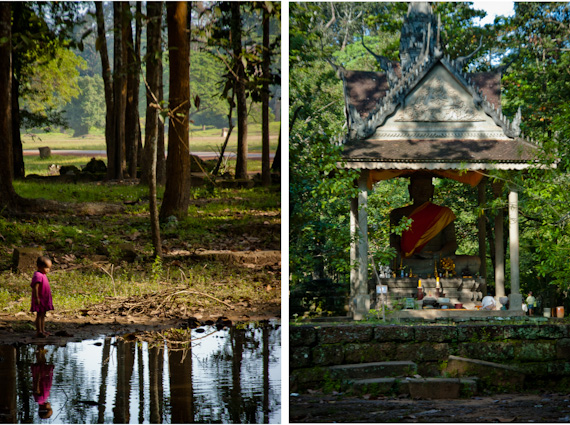 Six Hundred Years After Sunrise, or, Angkor in a Day