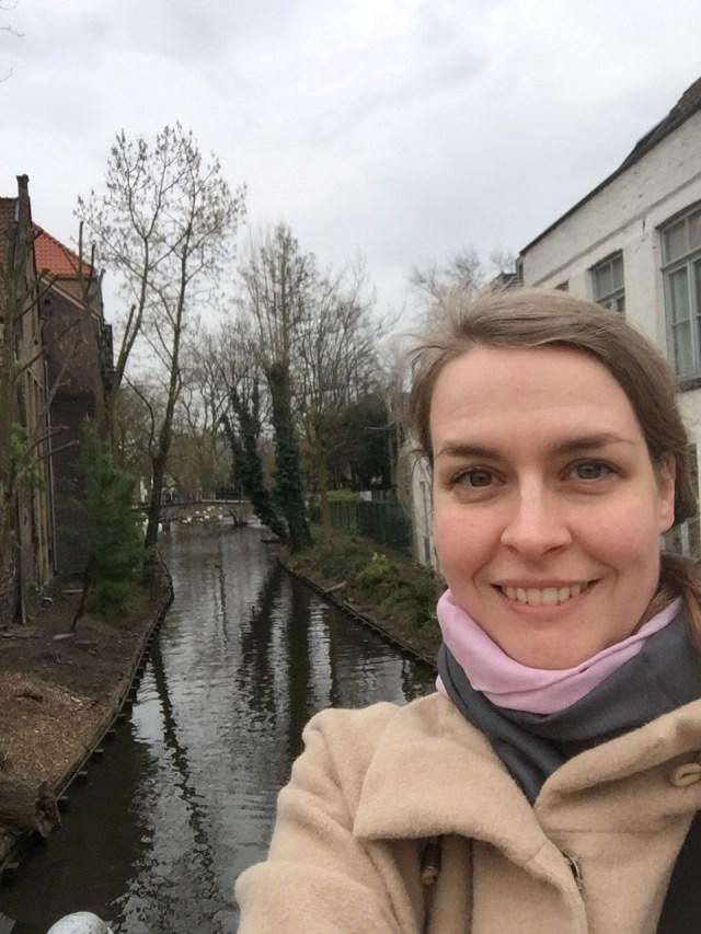 Brugge Naait Club-weekend - Deel 1: ons verblijf