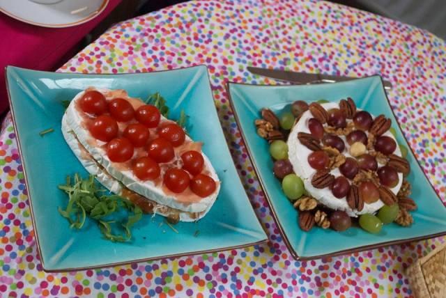 kaastaartjes Wekelijkse inspiratie - Party food