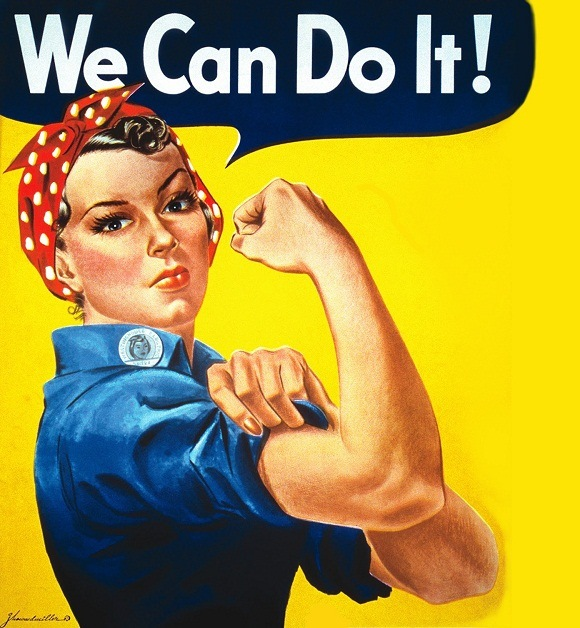 rosie-the-riveter-1 Feminisme