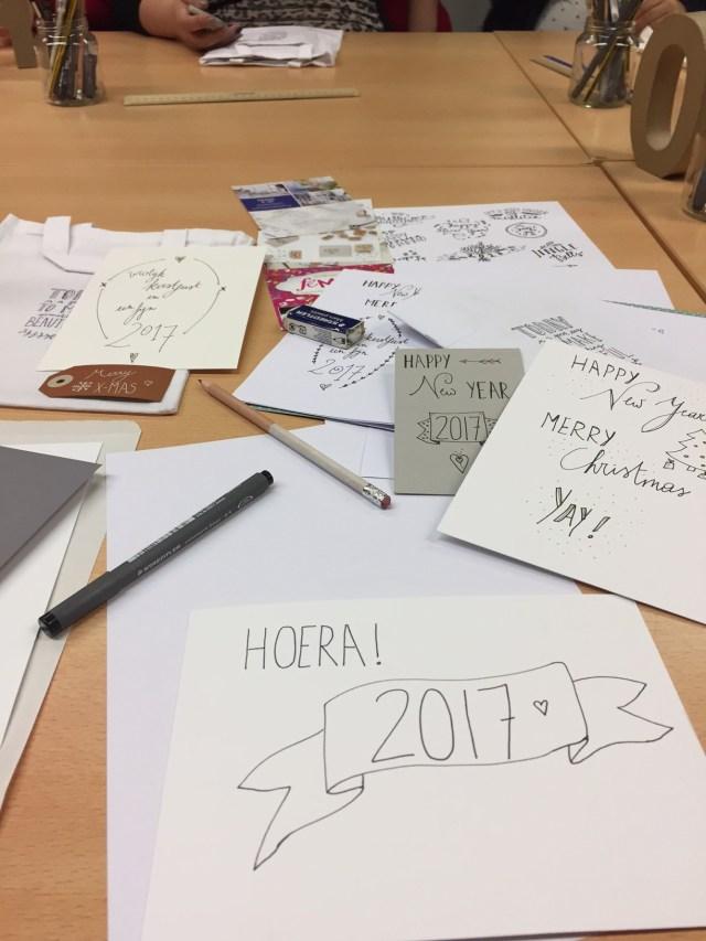 IMG_5078 Femma-workshop: Handlettering met Mino Papersweets