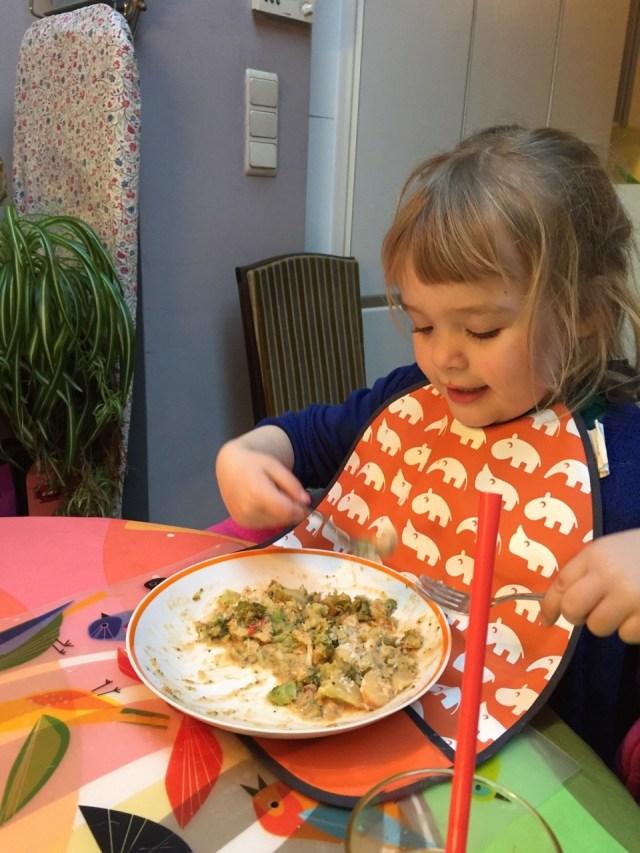 gnocchi-met-kip Snel, gezond & lekker