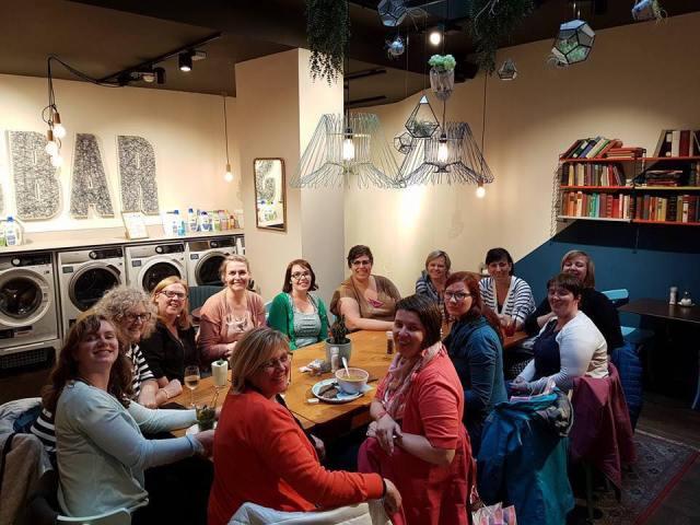 femma-in-antwerpen Met Femma naar Antwerpen: smartphonefotografie, shoppen en babbelen