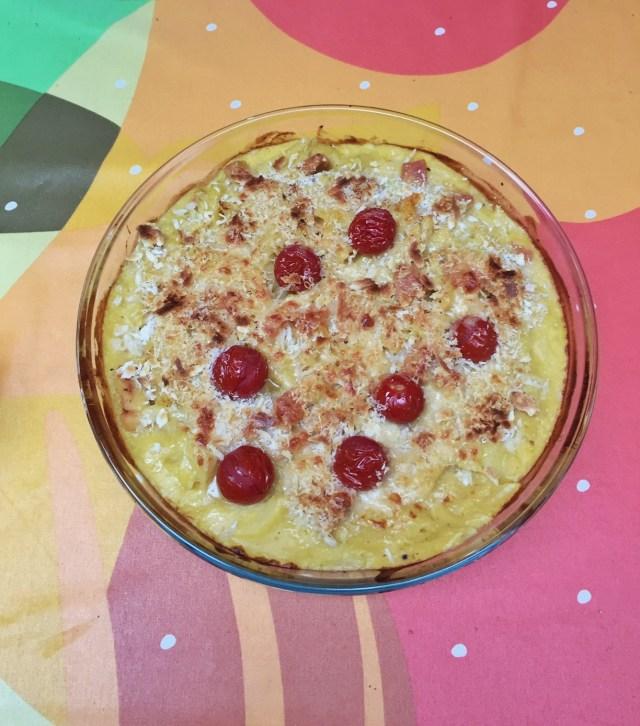 pompoenmacaroni-oven Snel, gezond & lekker