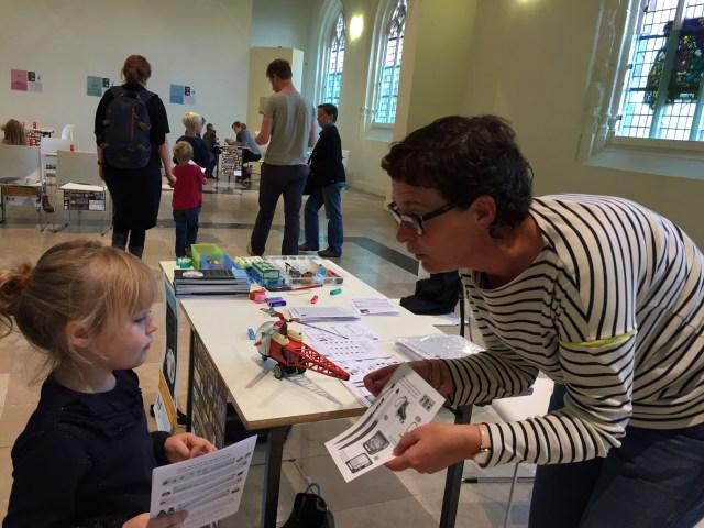 nieuwe-opdracht-van-brunhilde-Borms Land in zicht op Drawing Days: het tekenfestival in Gent