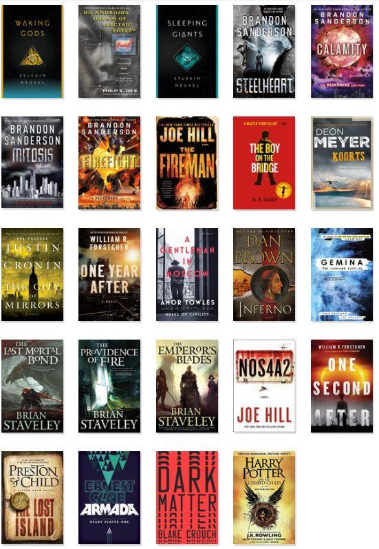 goodreads-2017-24-boeken Mijn jaar in boeken: De Goodreads challenge van 2017