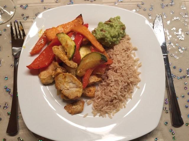 tex-mex-kip-met-guacamole Snel, gezond & lekker: Tex-mex cuisine