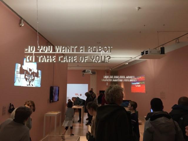 IMG_2334 Hello, Robot! Naar het Designmuseum