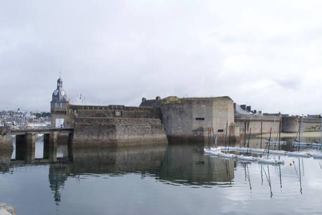 Ville-close-concarneau La douce France: op reis naar Bretagne met een kind