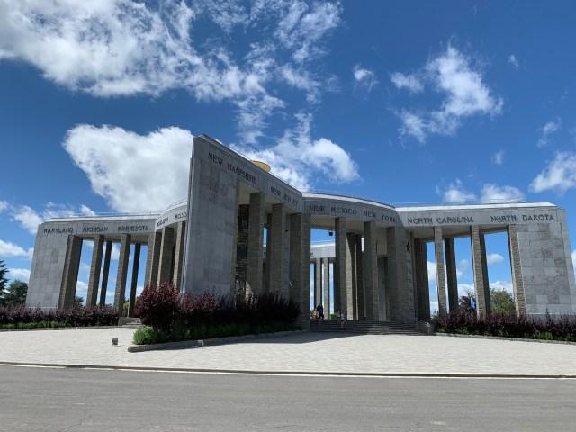 Mardasson-monument-Bastogne-1024x768 Staycation: De Ardennen