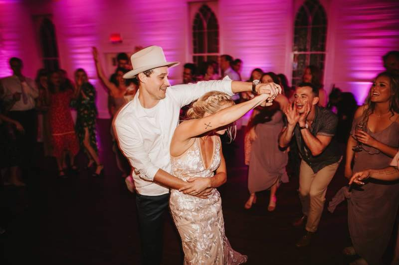 Mercury Hall Wedding Austin with Abbie Cole Hillis ACH Events