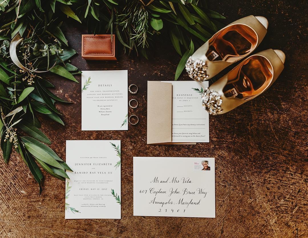 Maria Vasquez Two Pair Austin Wedding Photography