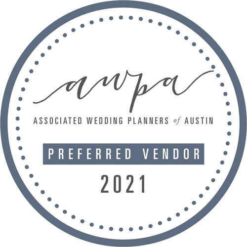 Austin AWPA VIP Vendor Badge
