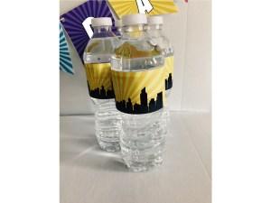 Hero Water Bottle Wrapper