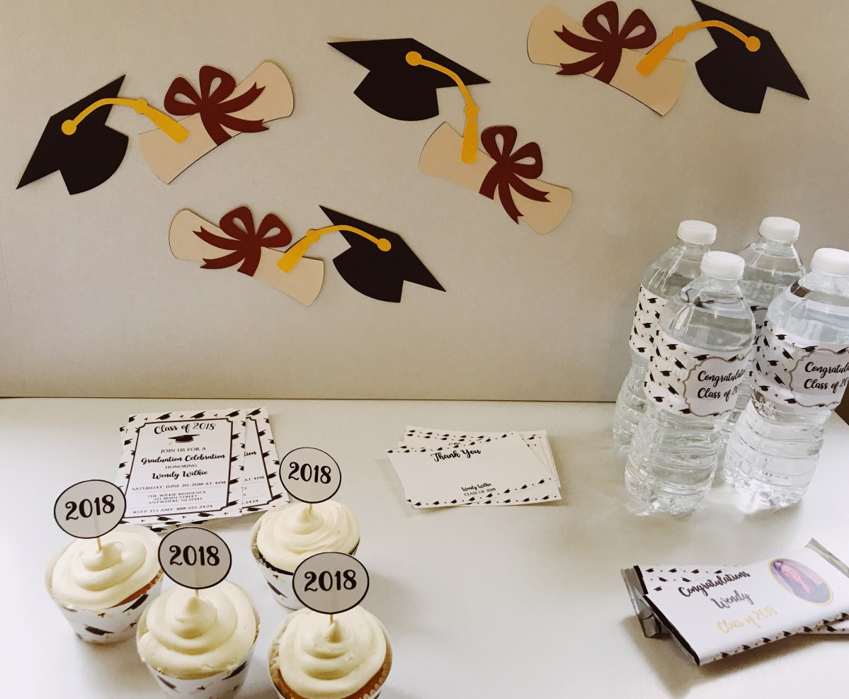 Graduation Easy Peasy Party Pack