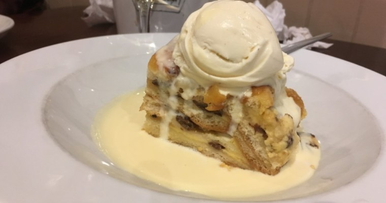 Sheffield Restaurants- Thyme Cafe Review