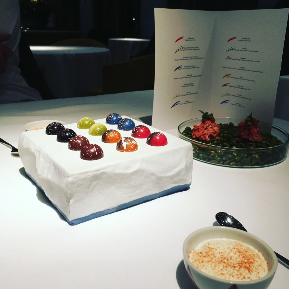 Wonderful Michelin Star Food-Spectrum, Amsterdam Review